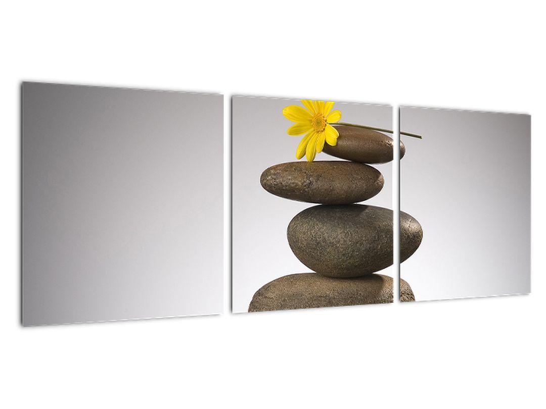 Relaxačné obraz - kamene