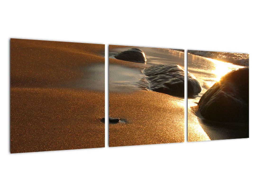 Obraz piesočné pláže