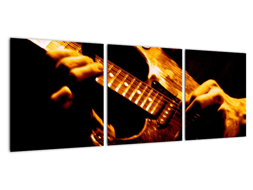 Obraz elektrické gitary