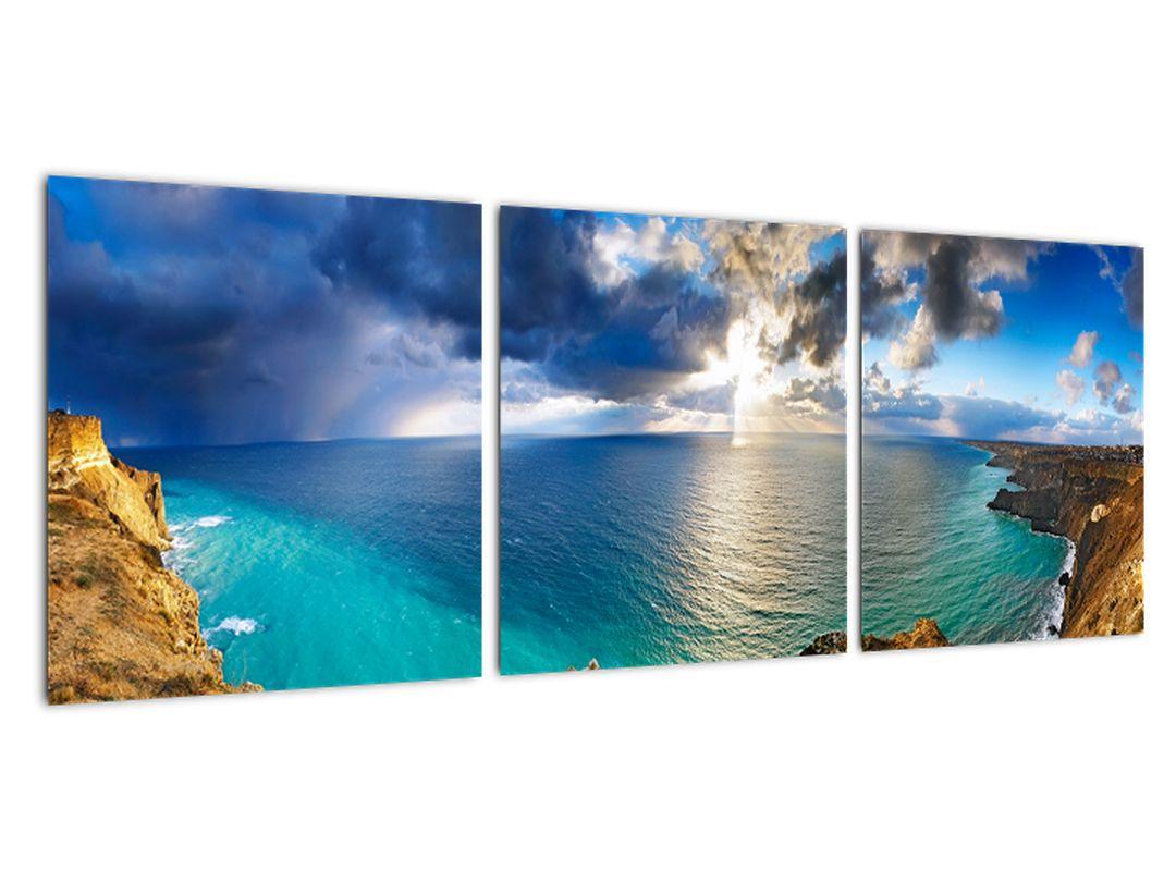 Obraz - výhľad na more
