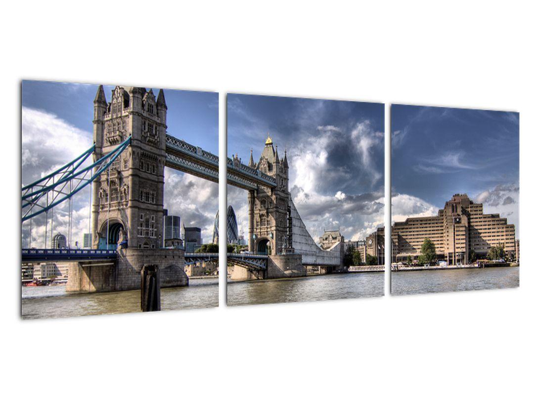 Moderný obraz mesta - Londýn