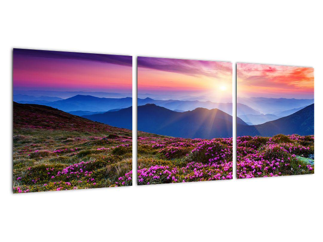Moderné obraz horskej prírody