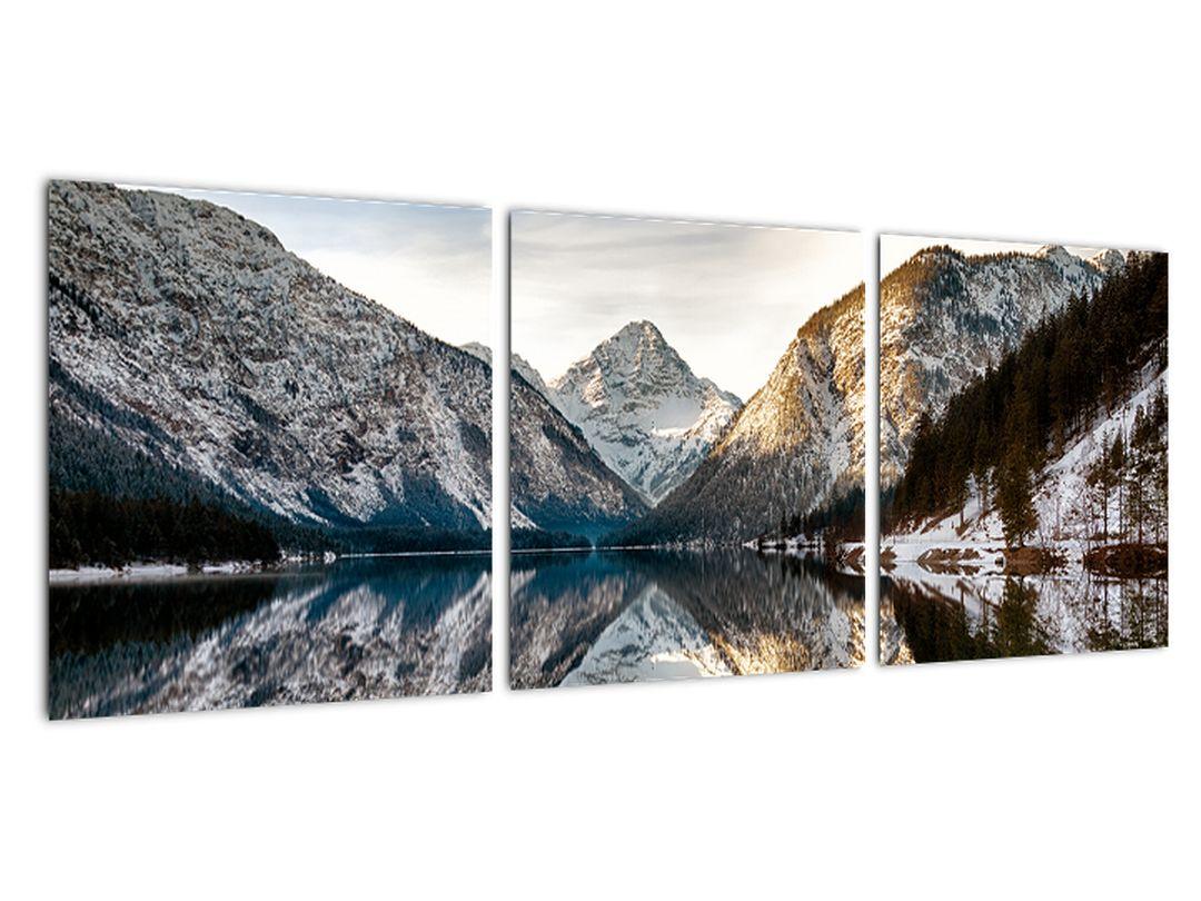 Obraz - severská krajina