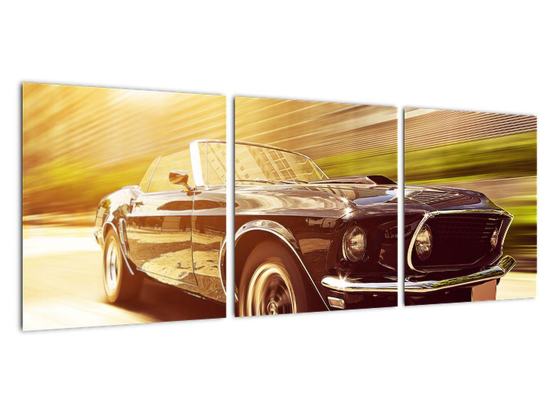 Obraz autá
