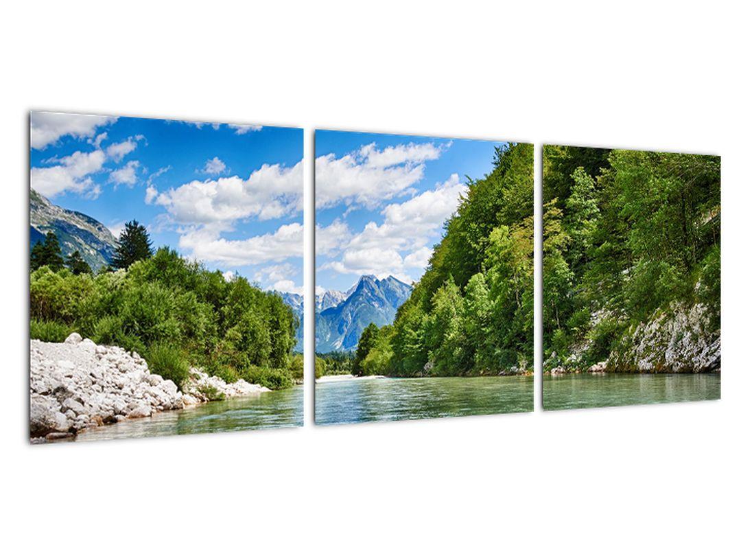 Moderné obraz - vodná hladina