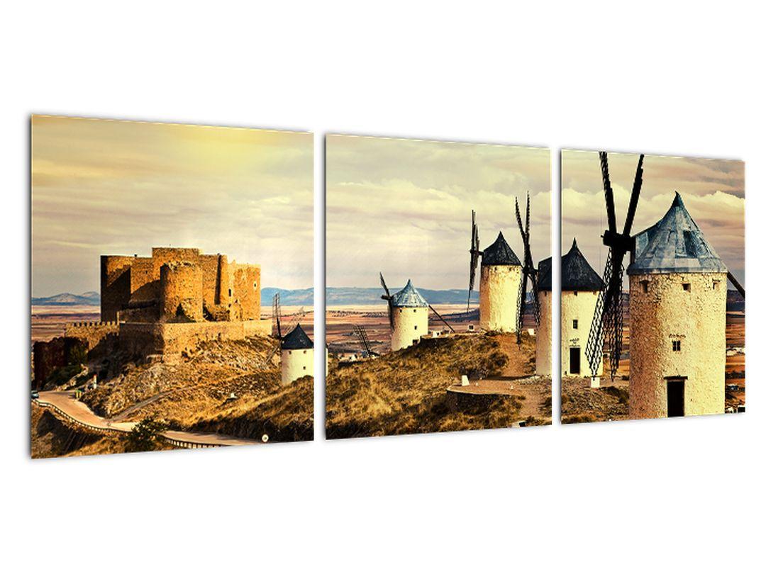 Obraz na stenu - mlyny