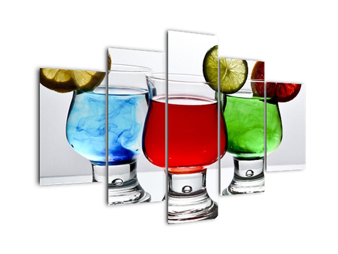 Drinky - obraz