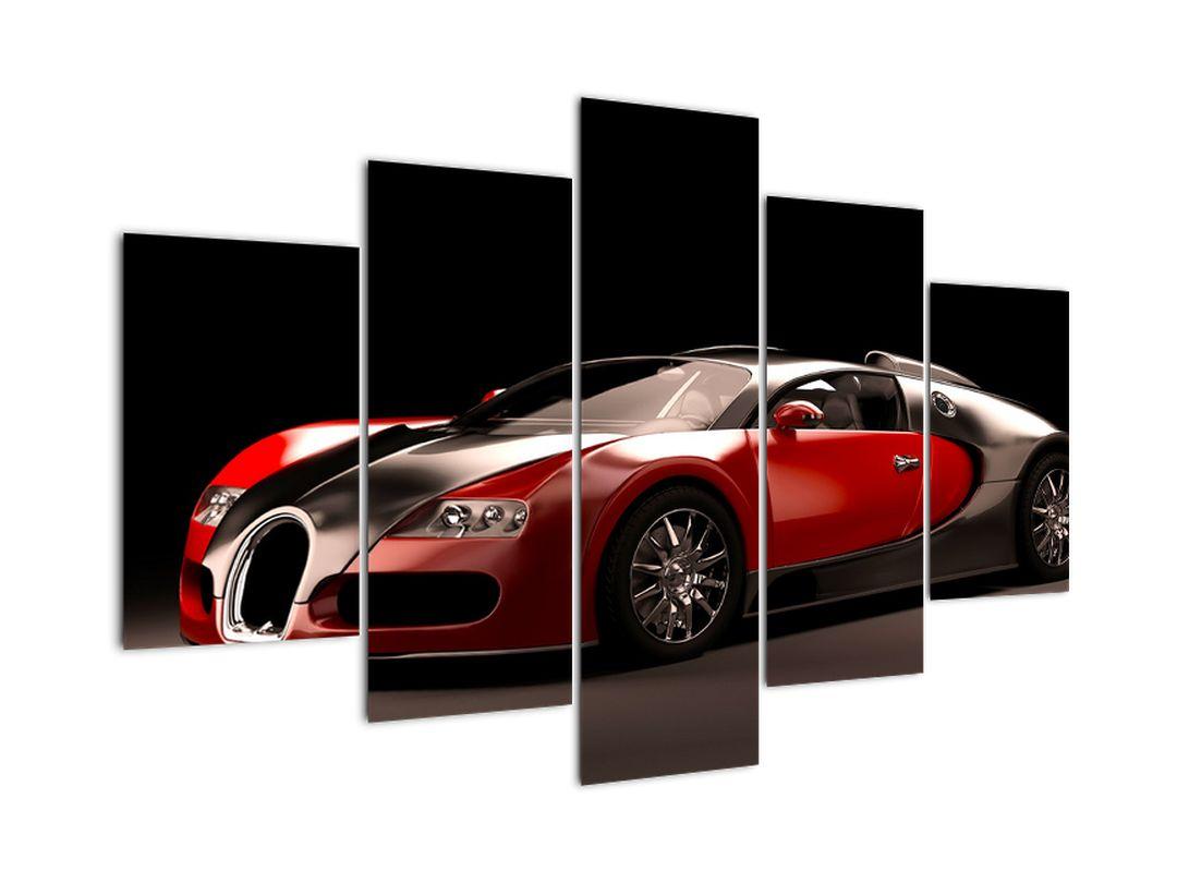 Obraz športového auta