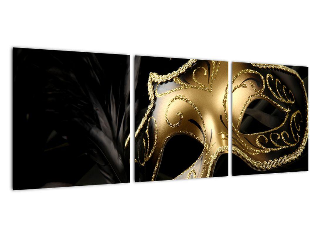 Karnevalová maska ??- moderný obraz