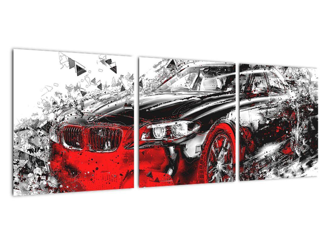 Obraz automobilu - moderný obraz