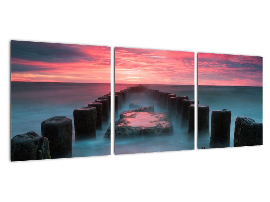 Obraz - kamene vo vode