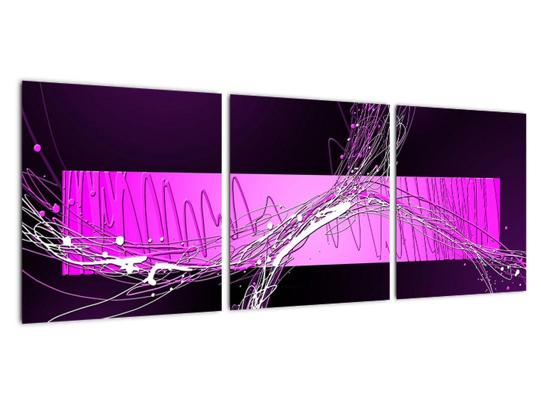 Abstraktný obraz do obývačky