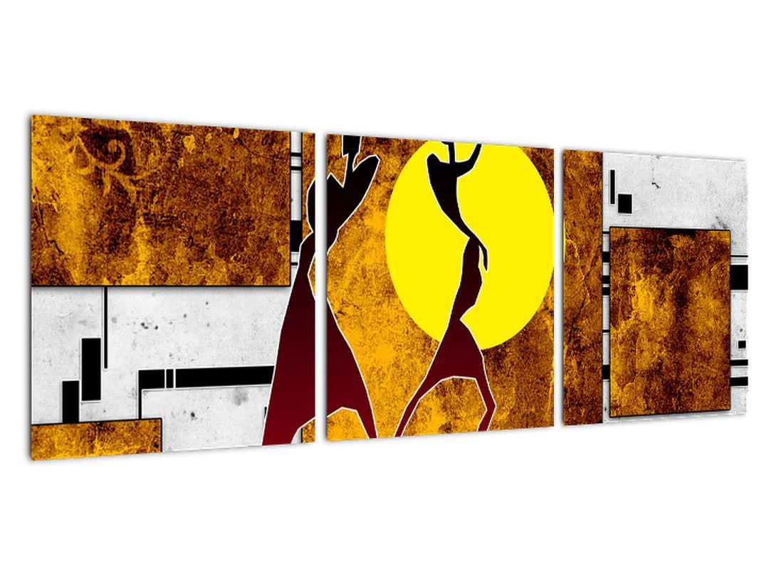 Moderné abstraktné obrazy