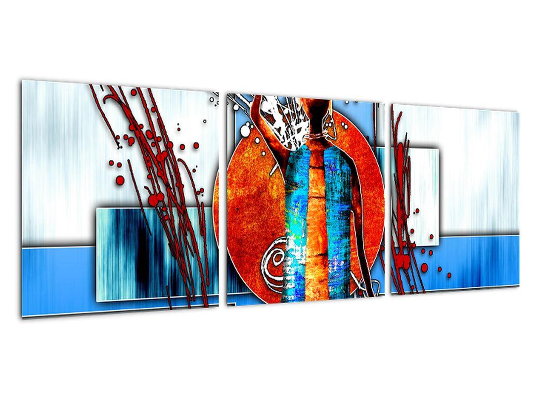 Obrazy na stenu - abstrakcie