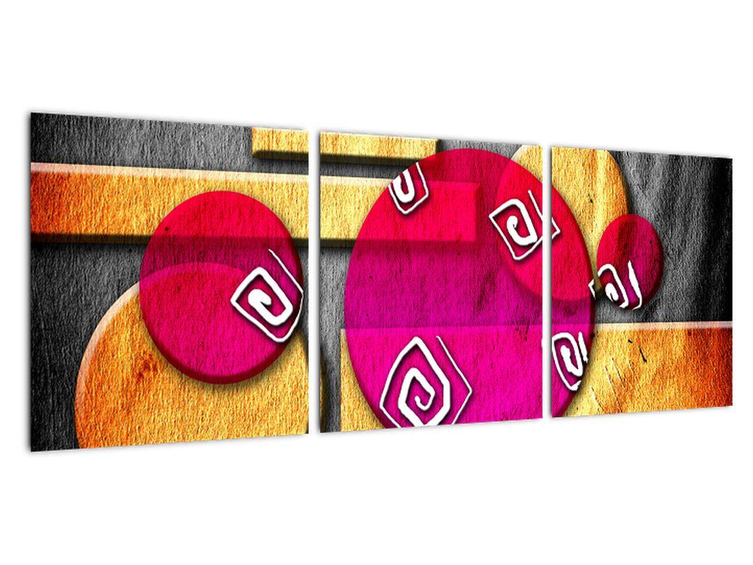 Obraz na stenu - abstrakcie