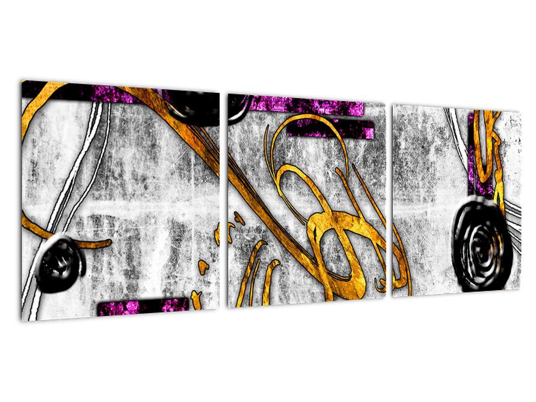 Abstrakcia - moderné obrazy