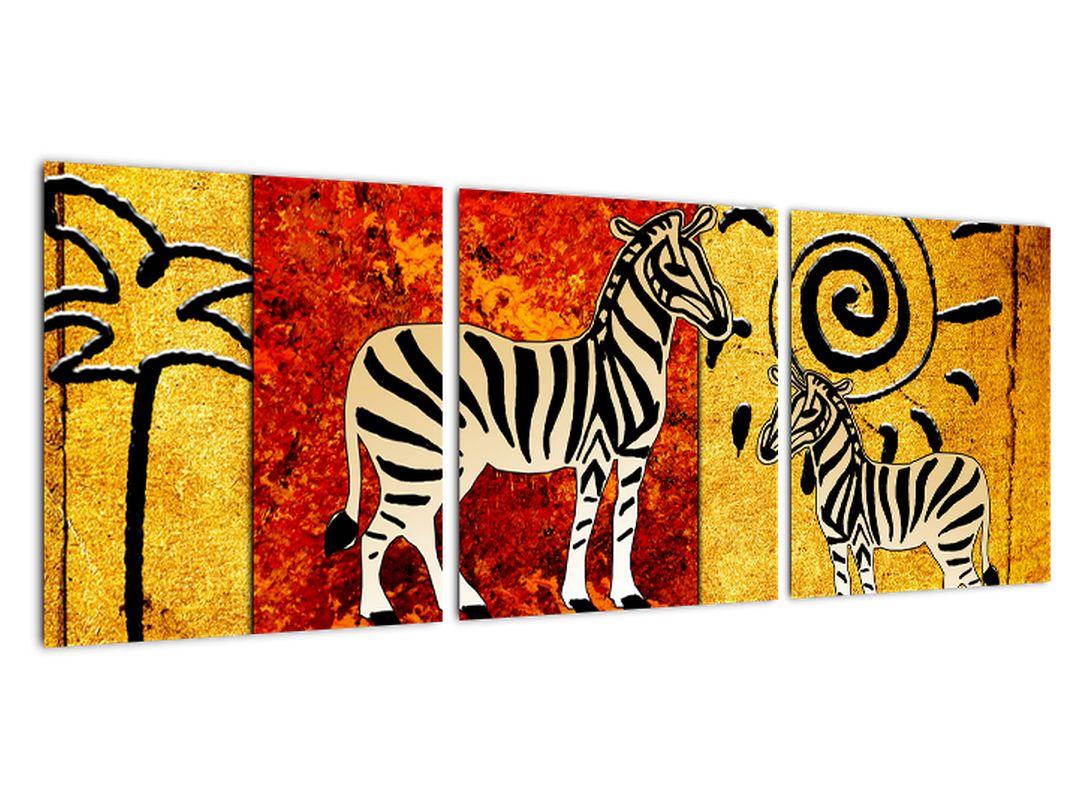 Moderný obraz na stenu