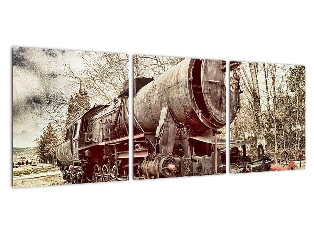 Obraz lokomotívy