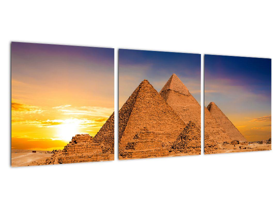 Obraz pyramíd