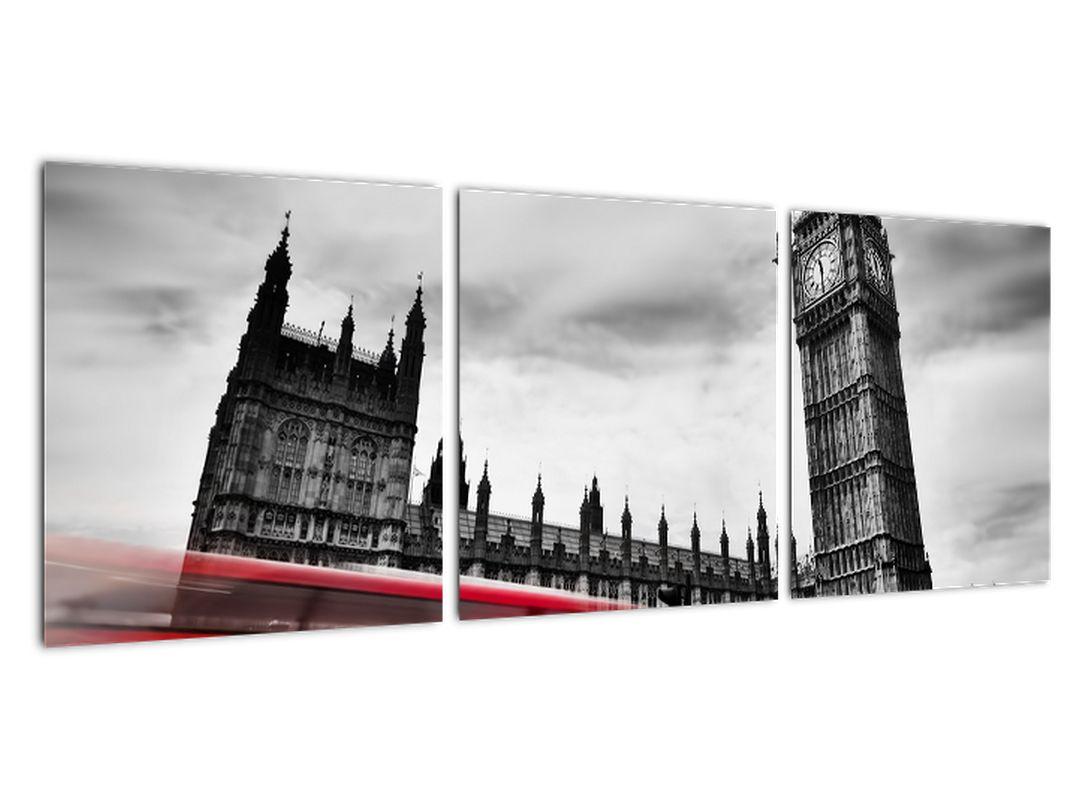 Moderný obraz - centrum Londýna
