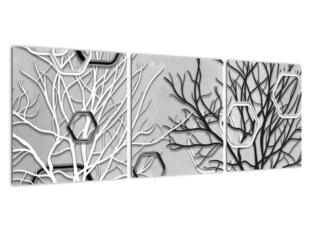 Obraz stromov