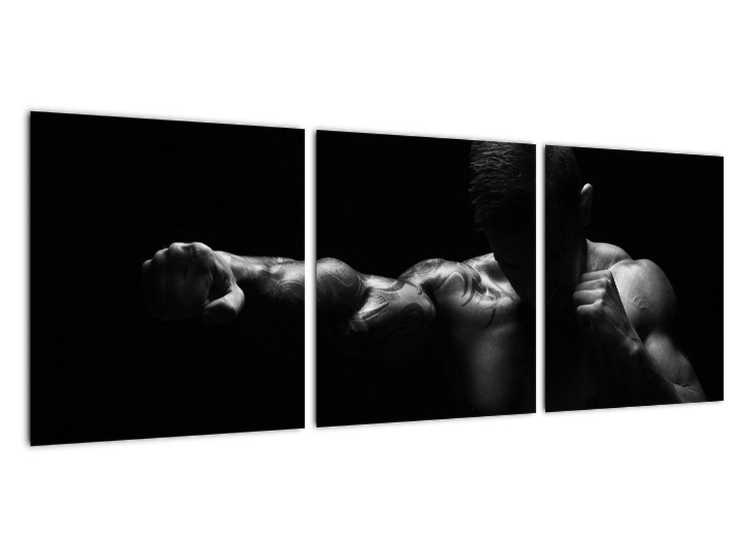 Obraz - mužské telo