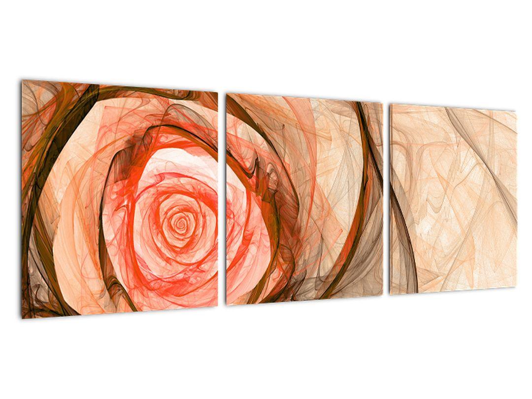 Obraz - kvet ruže