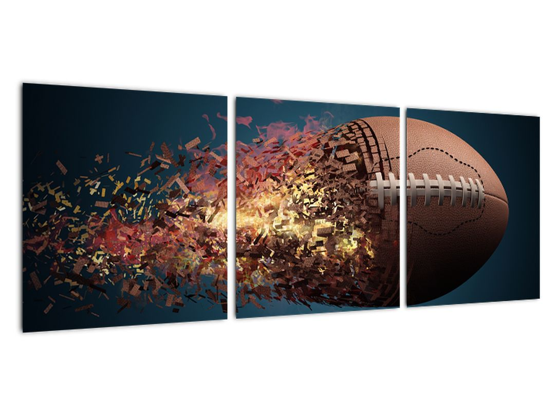 Obraz - baseballový lopta