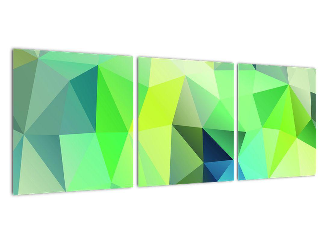 Abstraktný obraz - triangle