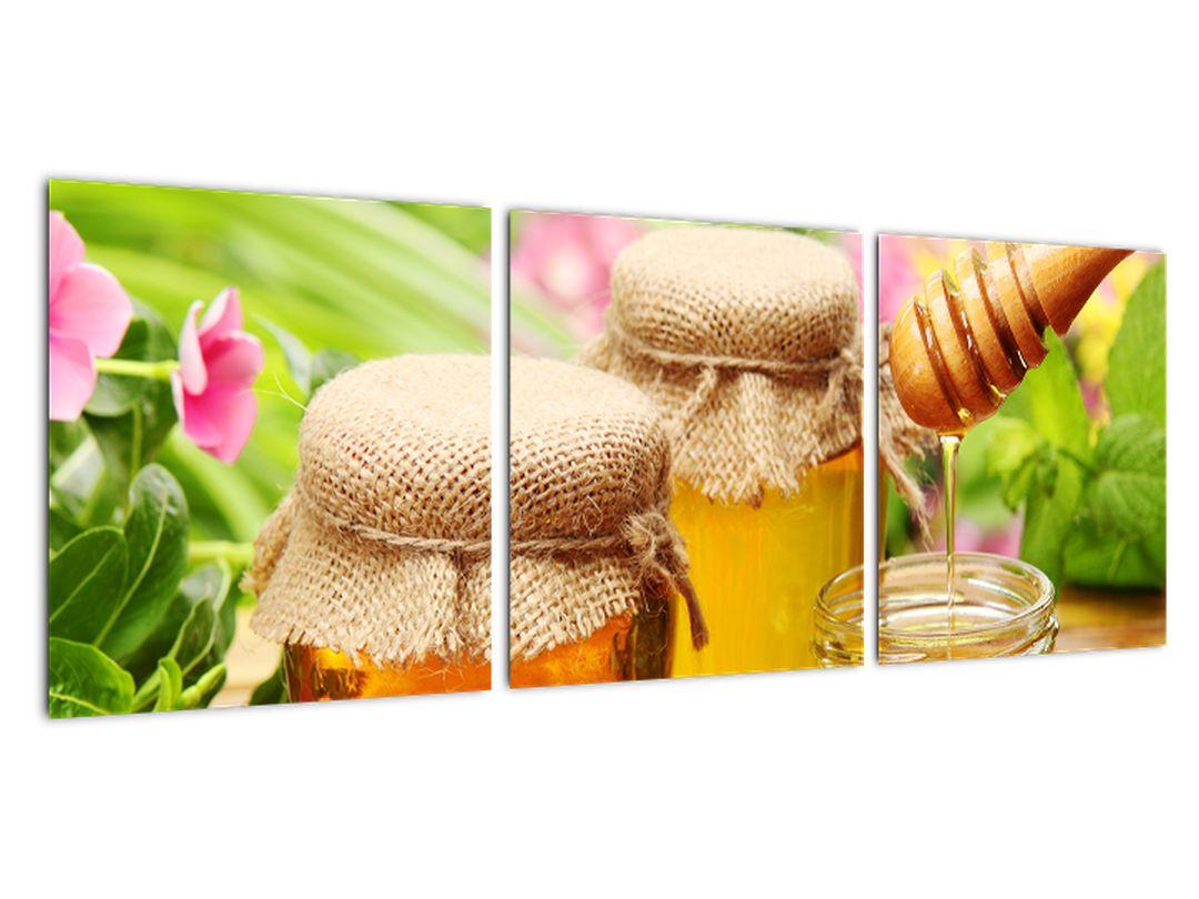 Obraz: čerstvý med