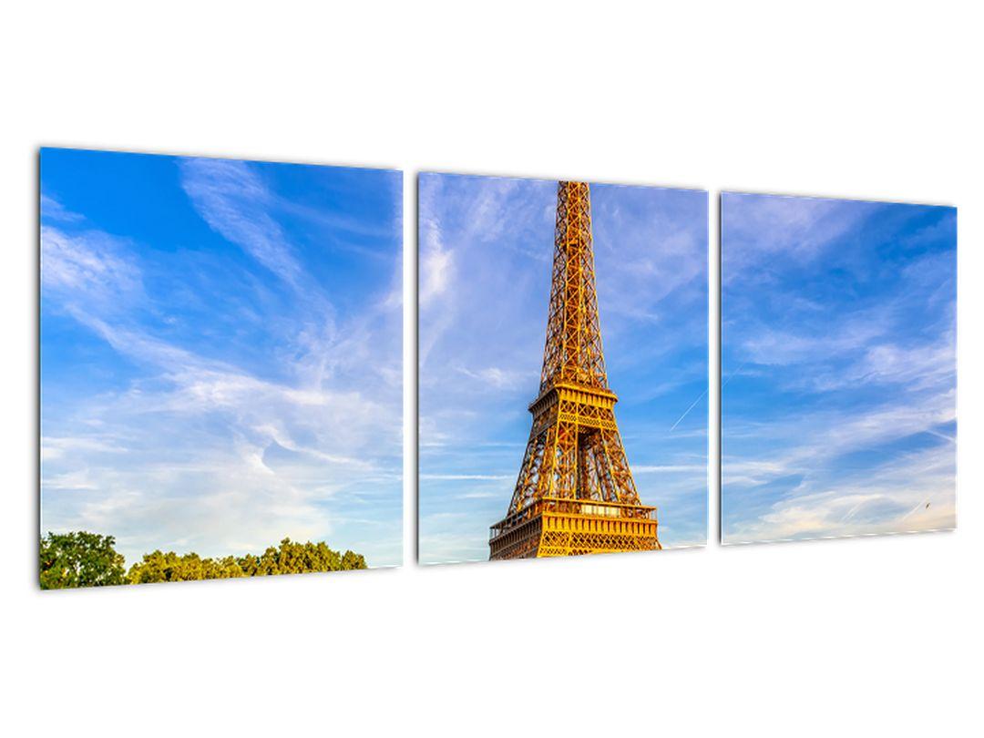 Obraz: Eiffelova veža, Paríž