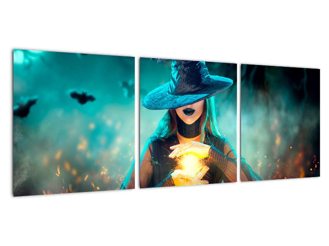 Obraz: čarodejnica
