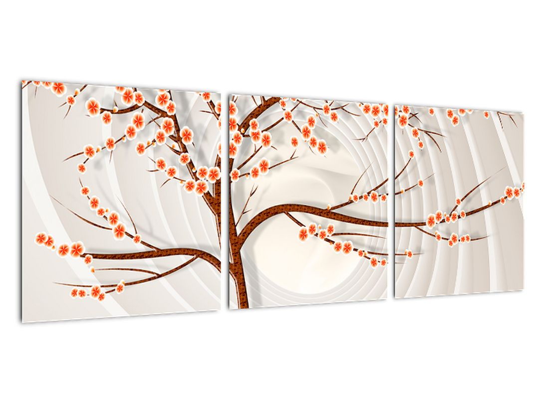 Moderný obraz stromu