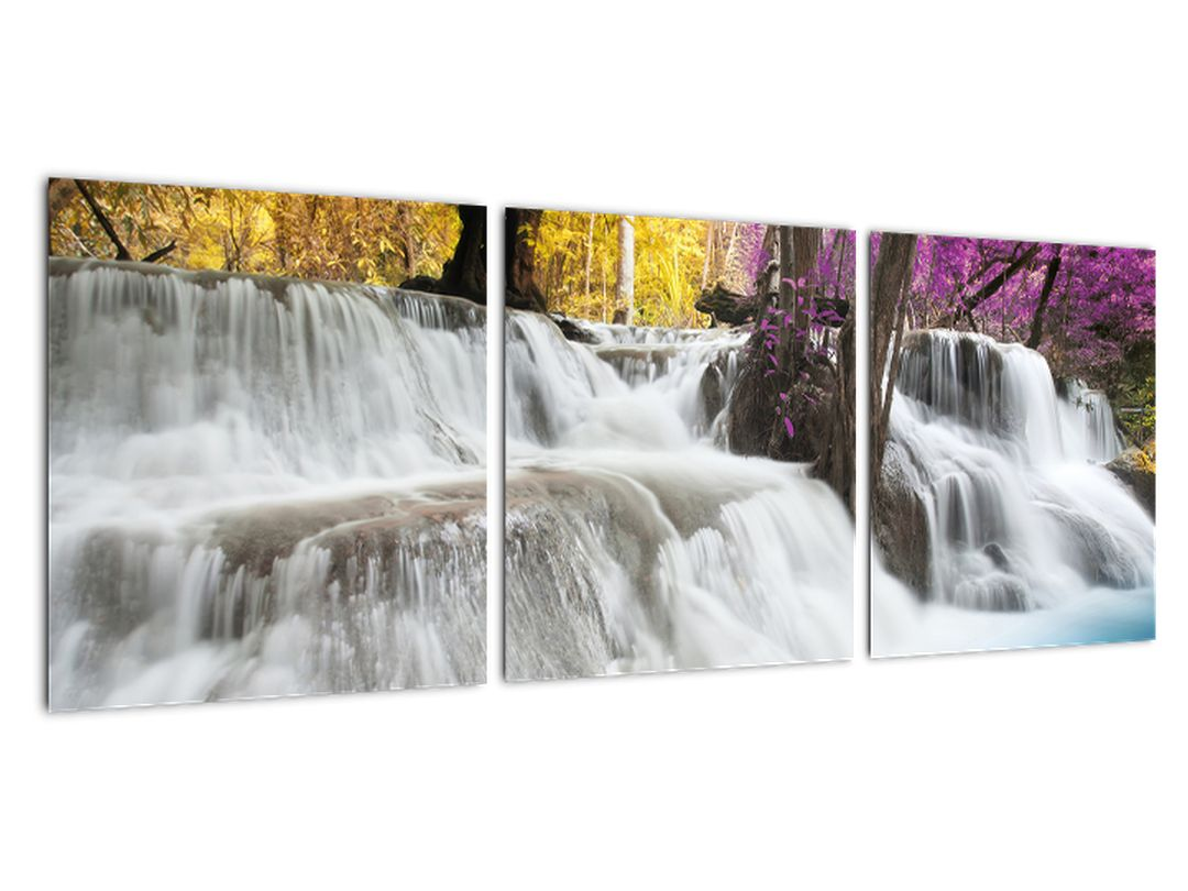 Obraz vodopádu