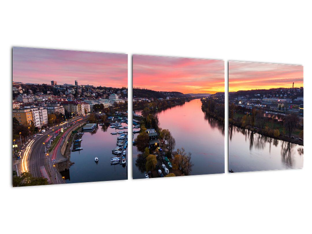 Obraz rieky