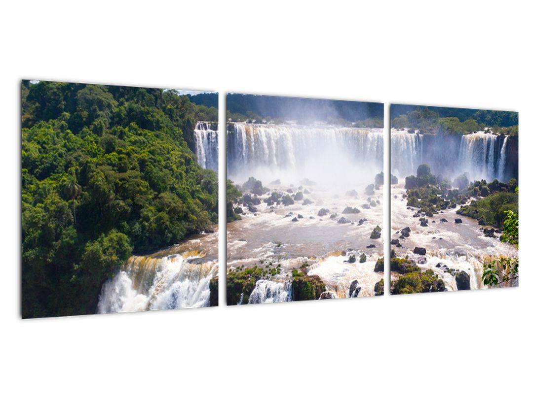 Obraz vodopádov