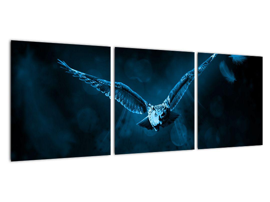 Moderný obraz - sova