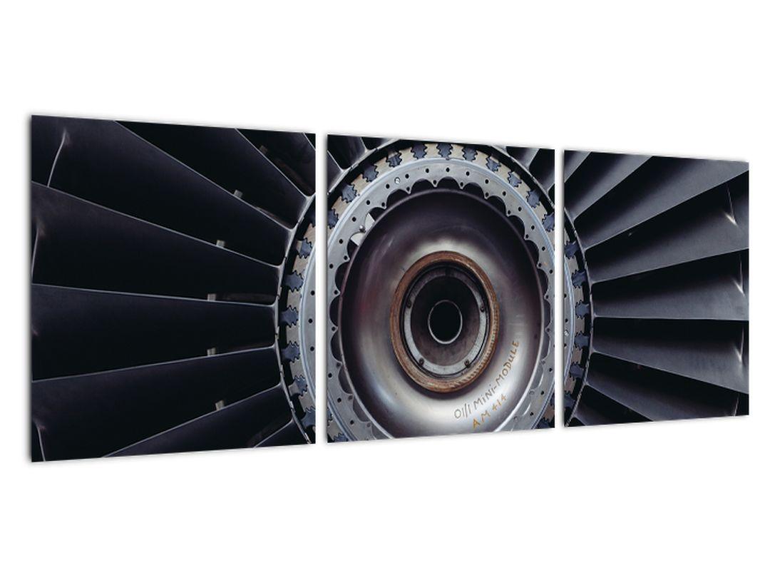 Obraz - turbína