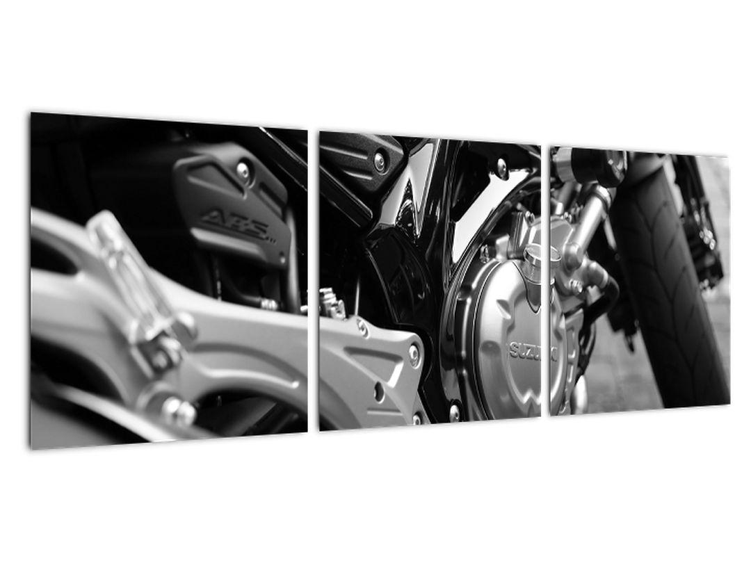 Obraz - motorka