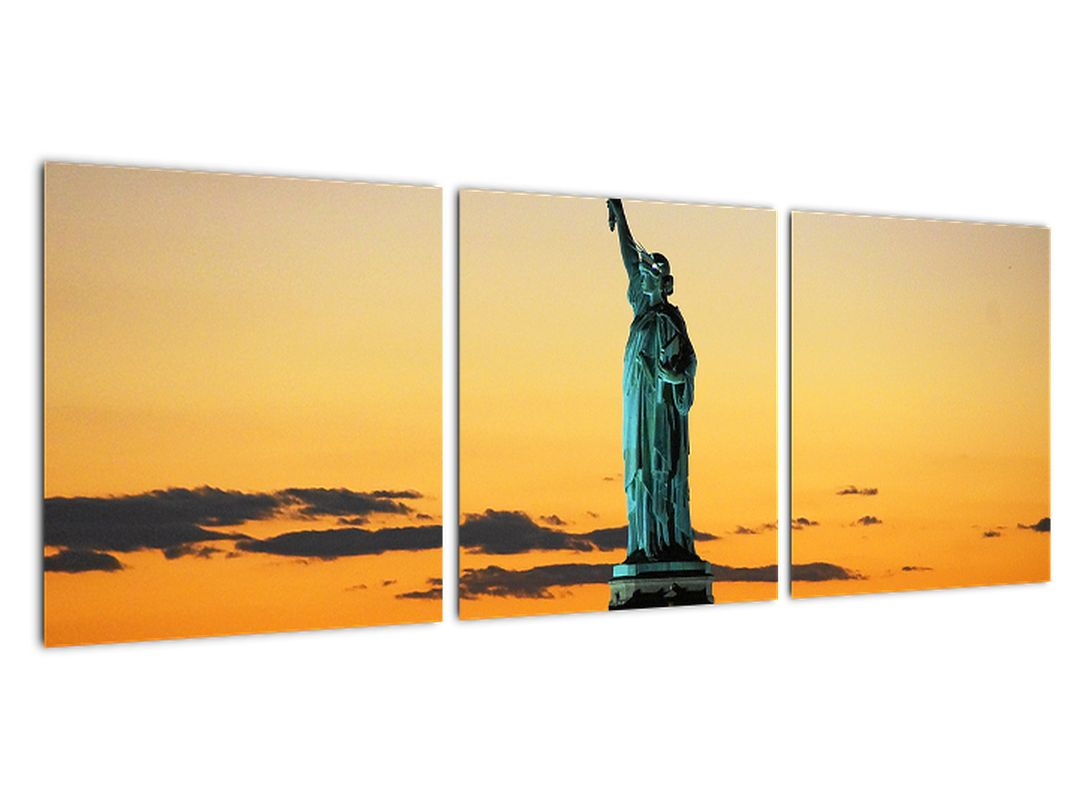 Obraz sochy Slobody