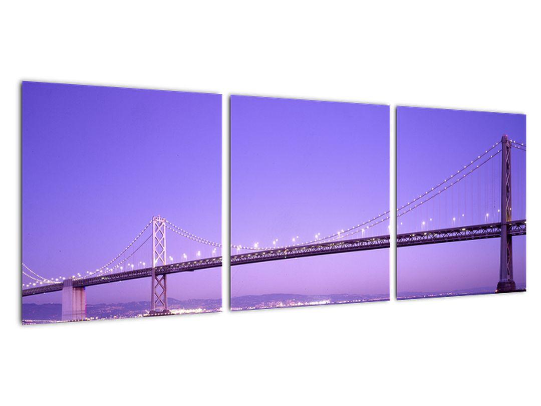 Obraz dlhého mosta