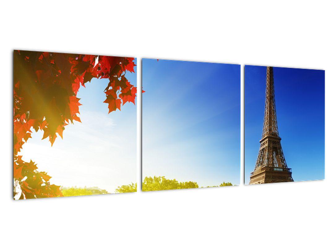 Obraz Eiffelovej veže