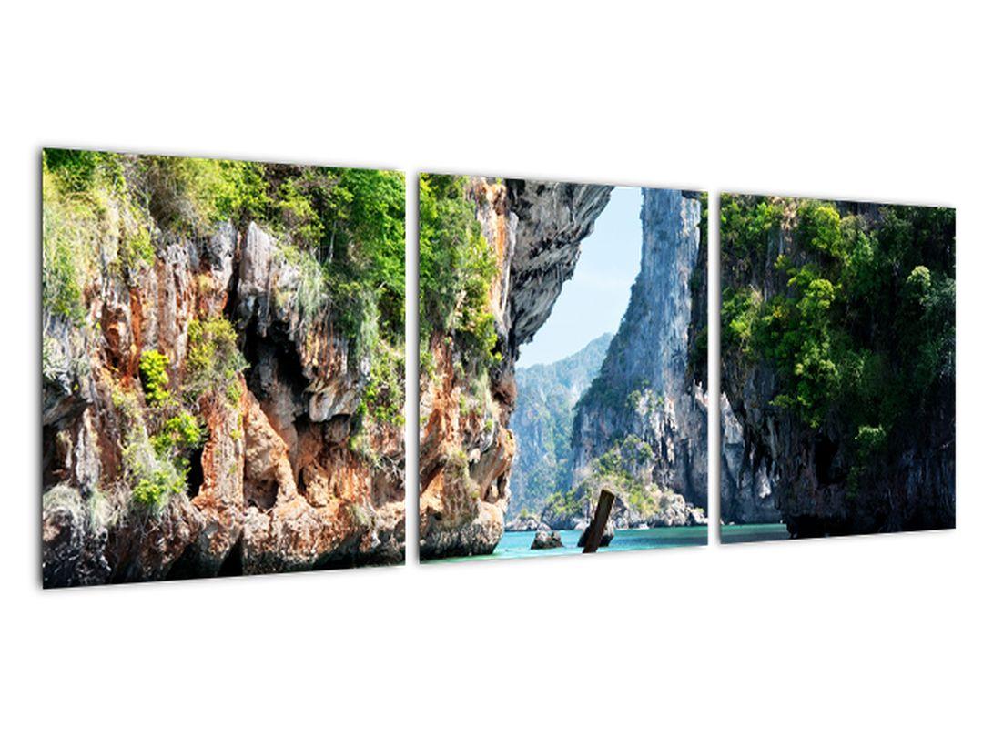 Obraz zátoky - Thajsko
