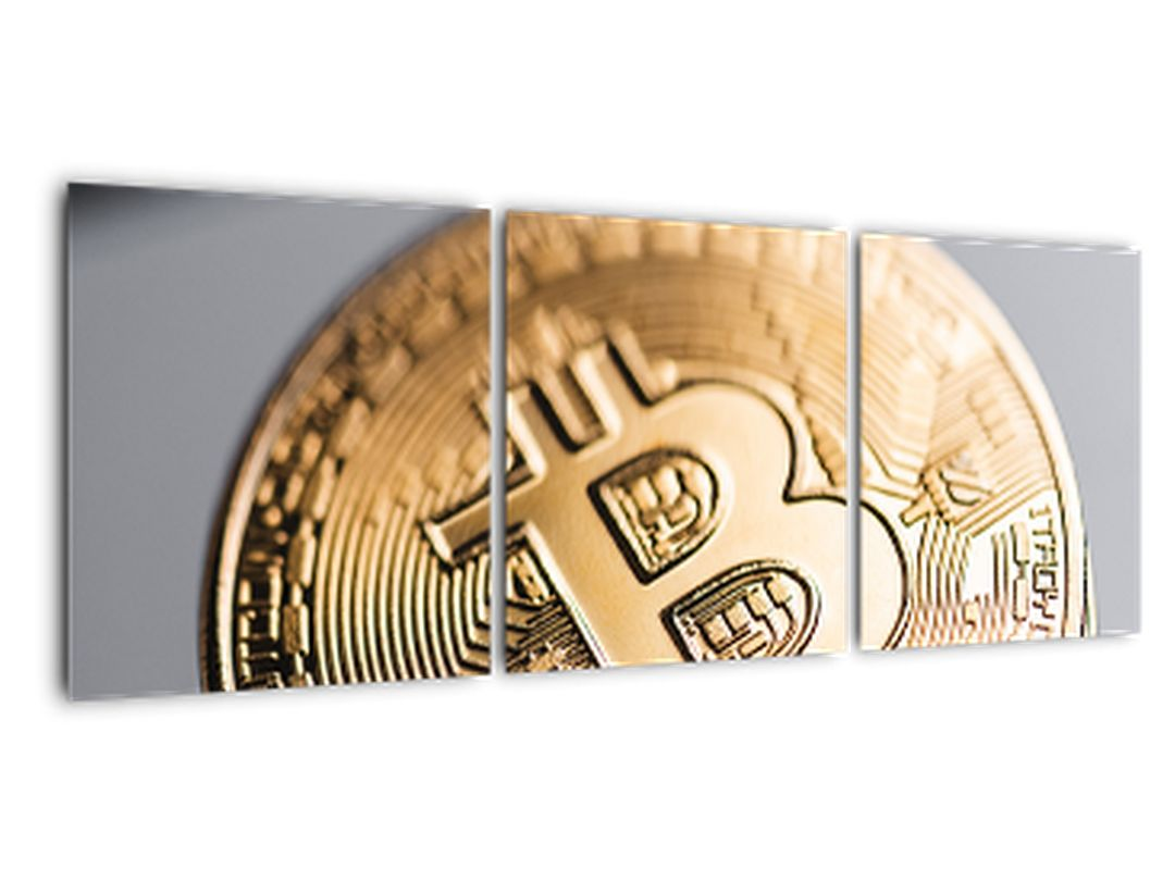 Obraz - Bitcoin