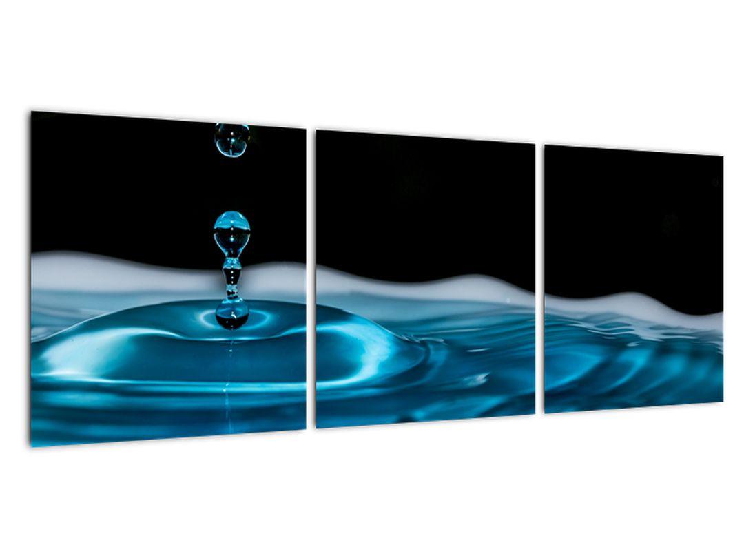 Obraz kvapky vody