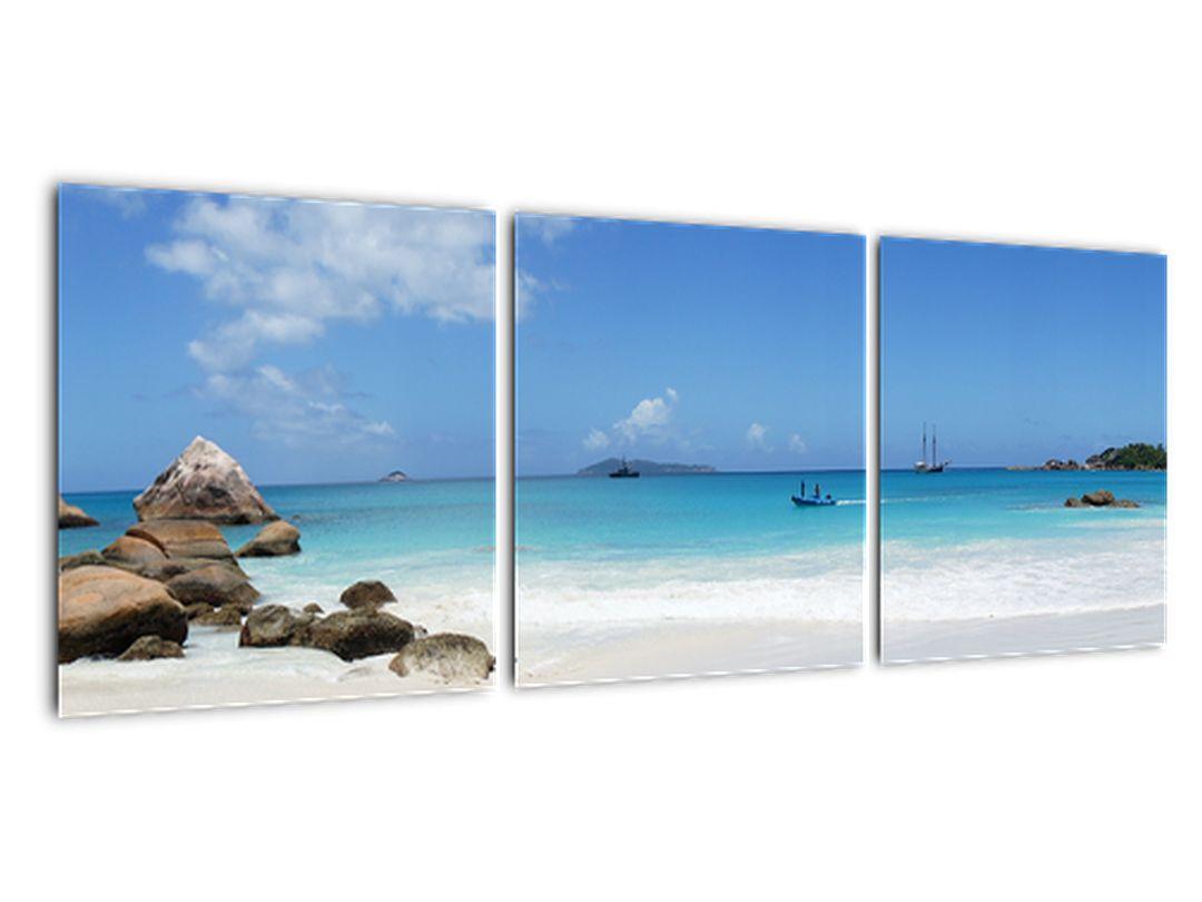 Obraz - piesočná pláž