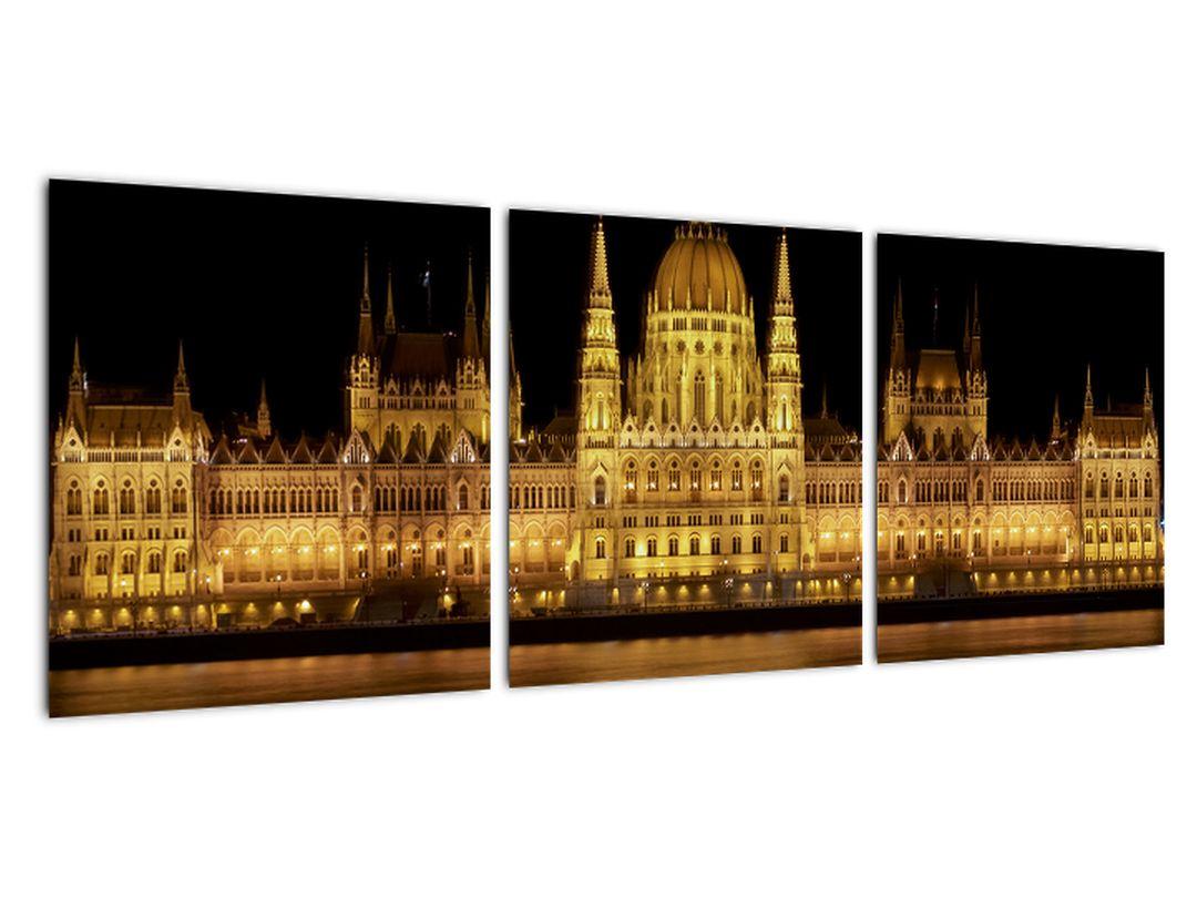 Budova parlamentu - Budapešť
