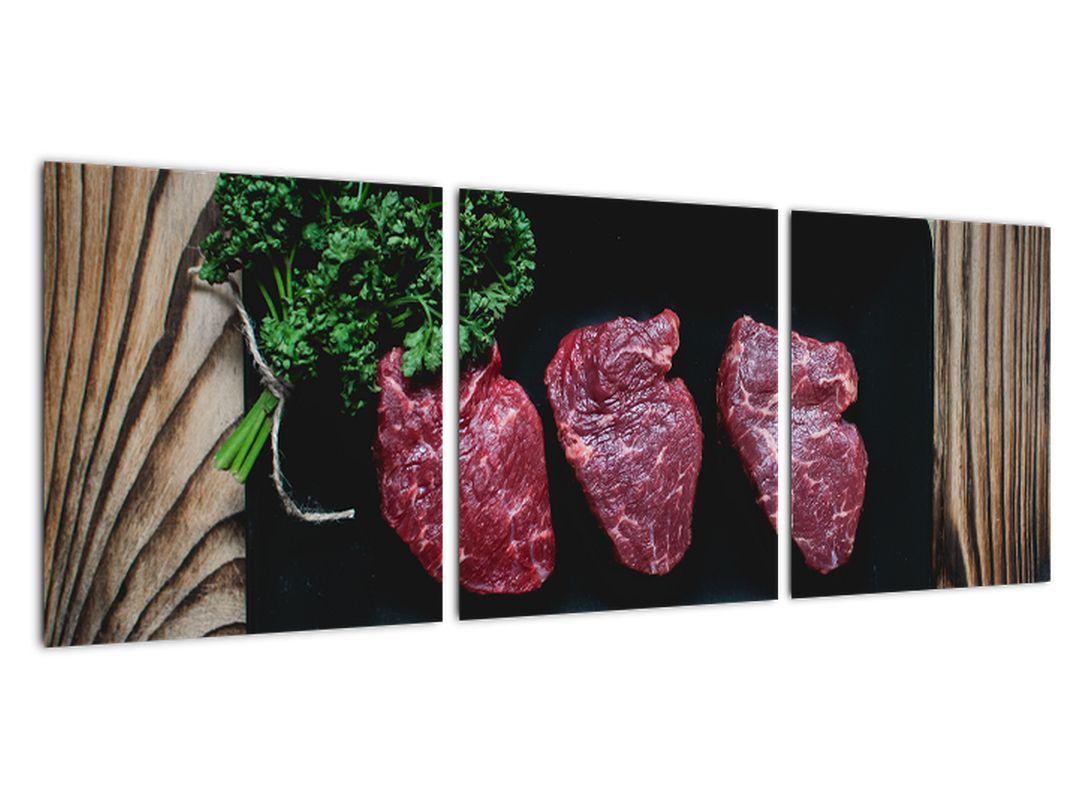 Obraz - steaky